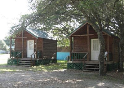 rockport rental cabins